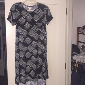 LulaRoe Carli dress